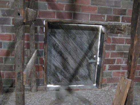 Julia's photo of a side door