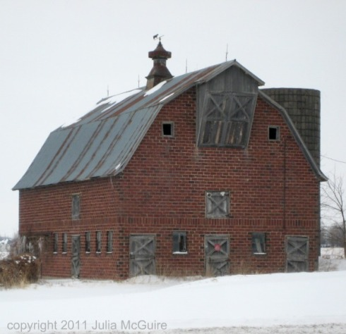 sister barn on 60th St
