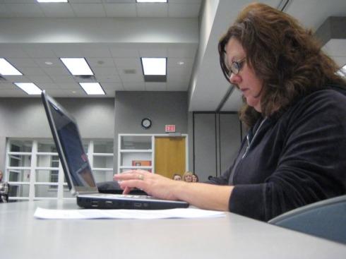 register reporter working
